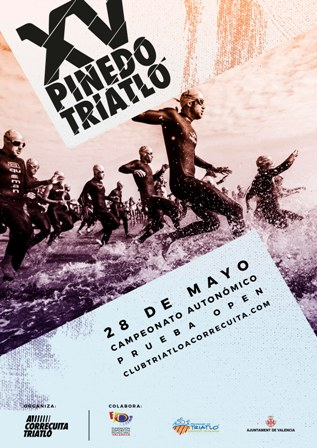 Hazte voluntario del XV Triatlón de Pinedo