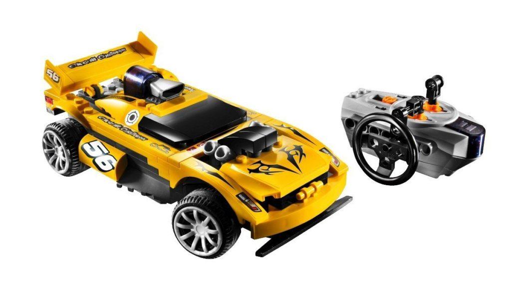 Coche Lego Solidario