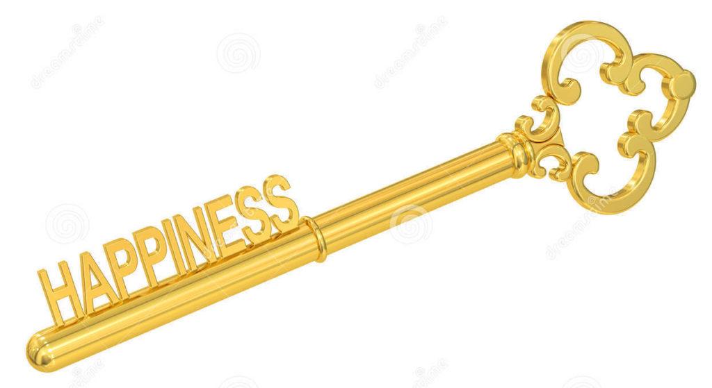 ¿Es el oro la llave de la felicidad?