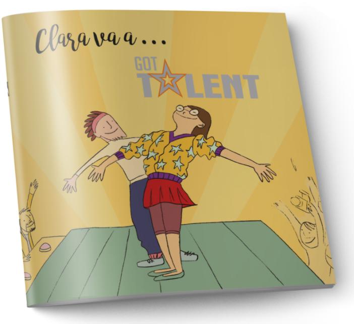 Cuento Solidario- Clara va a Got Talent